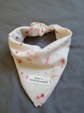 pink doggie bandanas handmade in south africa
