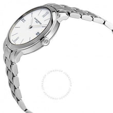 Classima White Dial Ladies Watch