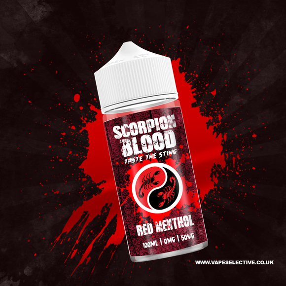 Red Menthol 100ml
