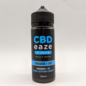 Blue Cotton Candy 1000mg CBD 100ml