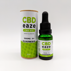 1000mg CBD Oil Drops 15ml