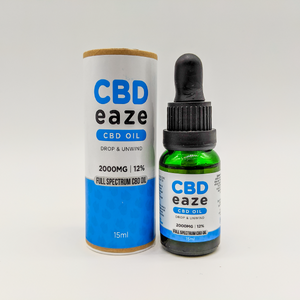 2000mg CBD Oil Drops 15ml