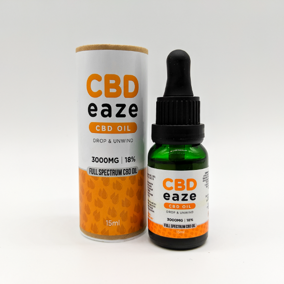 3000mg CBD Oil Drops 15ml