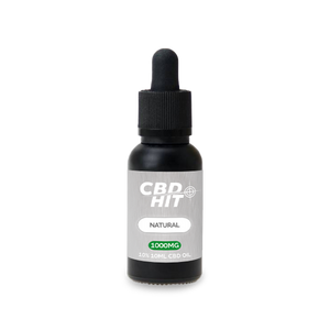 CBD Hit Natural Oil 10ml - 1000mg