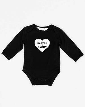 Name + Mummy | Bodysuit Long Sleeve
