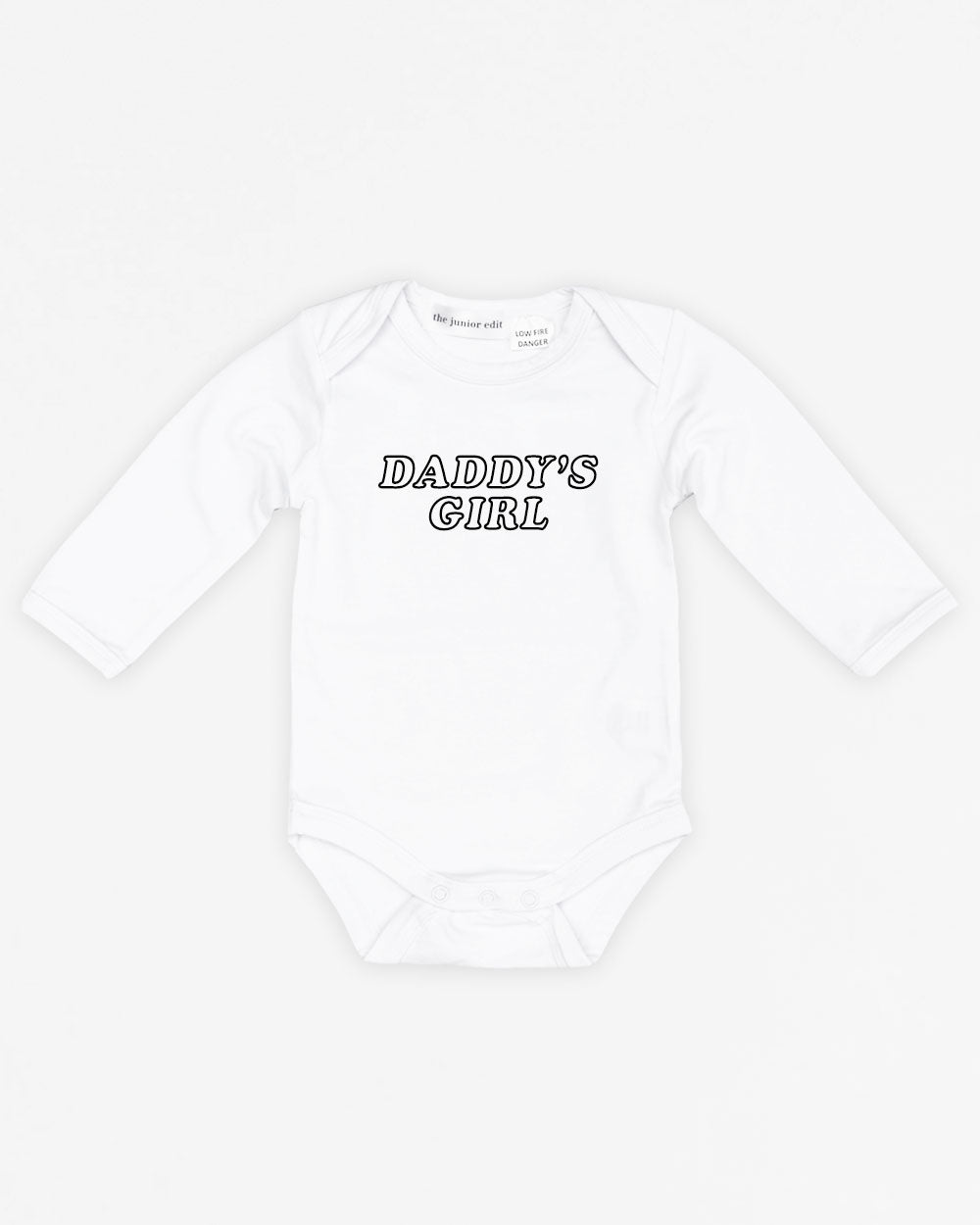 Daddy's Girl | Bodysuit Long Sleeve