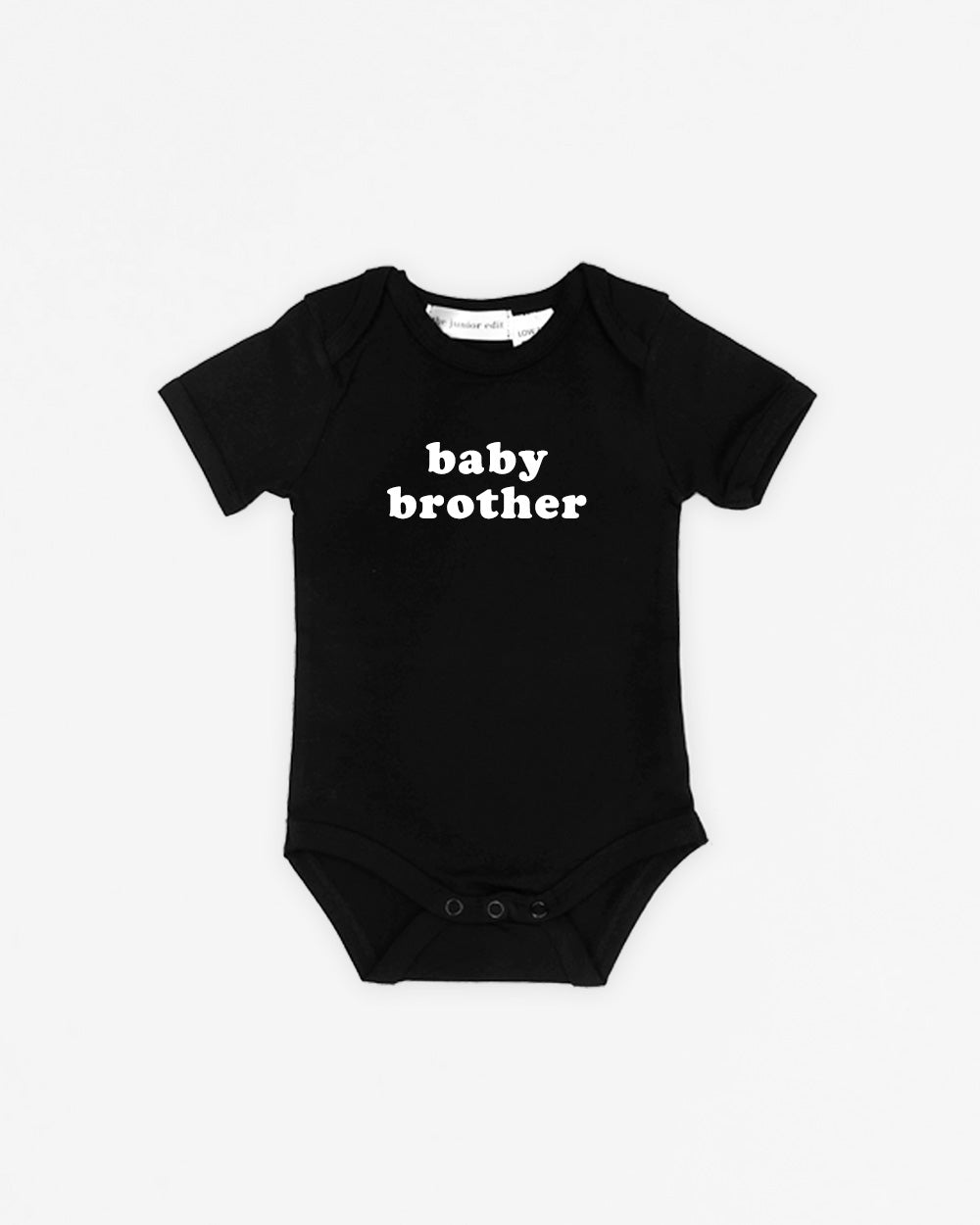 Brother | Bodysuit Short Sleeve