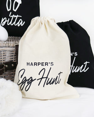 Name Easter Egg Hunt | Bag