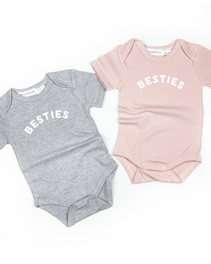 Besties | Bodysuit Short Sleeve