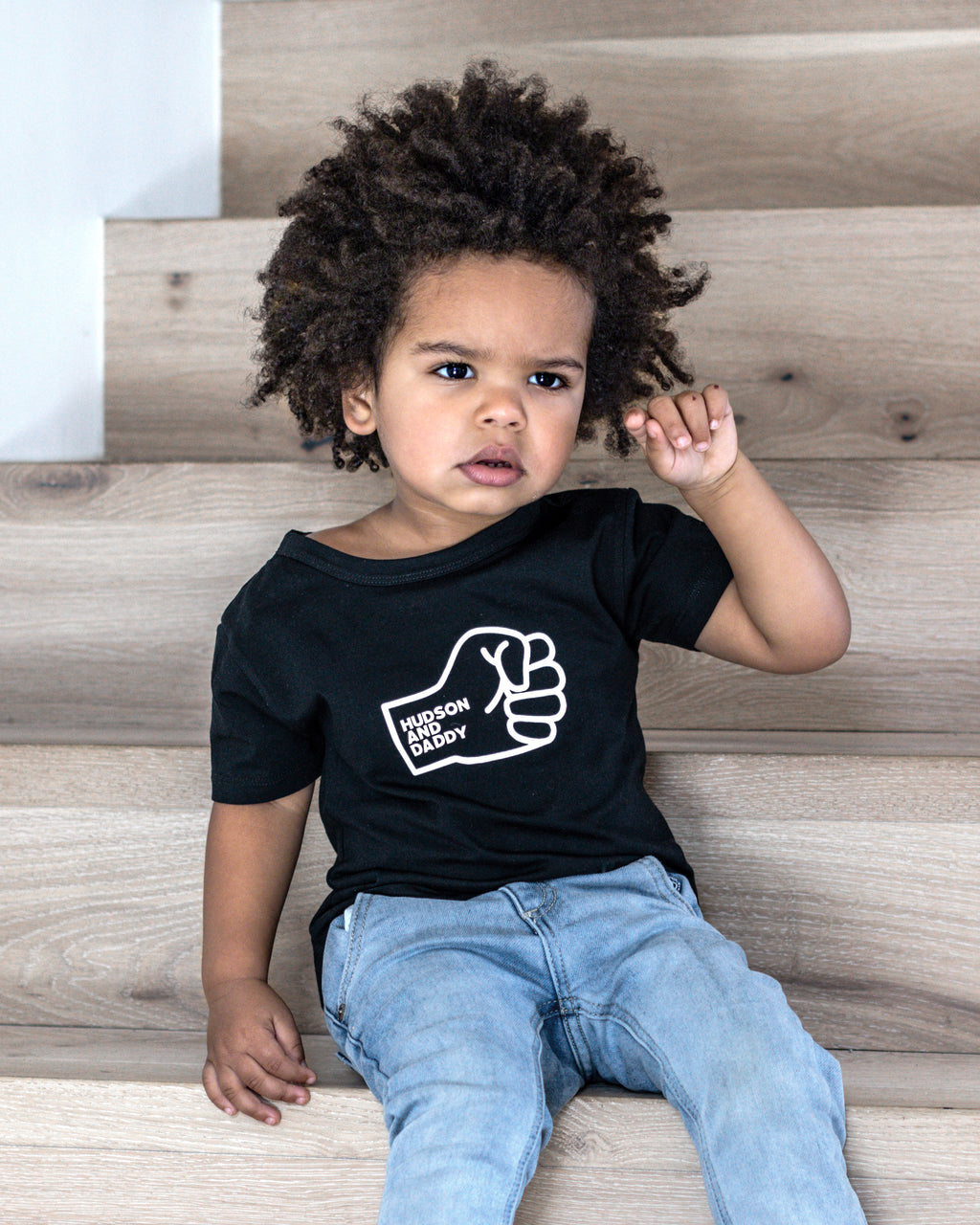 Fist Bump Daddy | Tee
