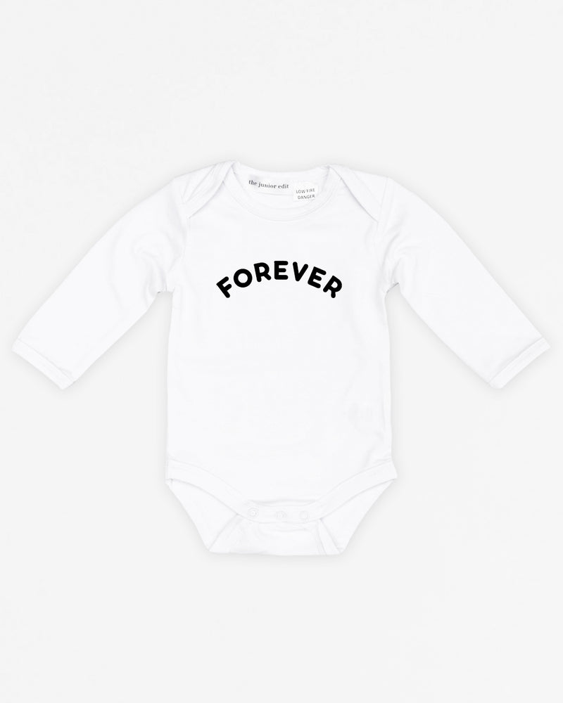 Forever | Bodysuit Long Sleeve
