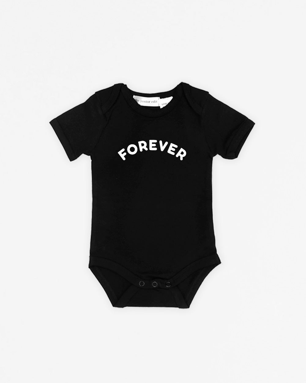 Forever | Bodysuit Short Sleeve