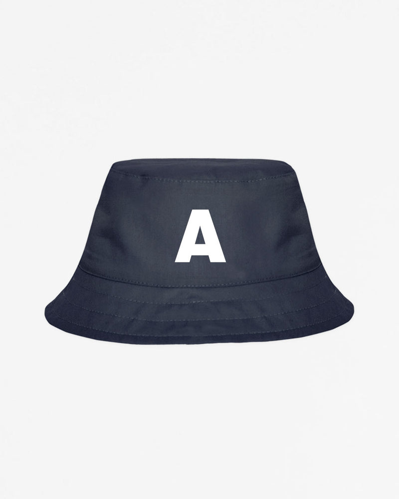 "SAMPLE Letter Block ""A"" Charcoal 