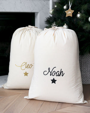 Name Star | Santa Sack
