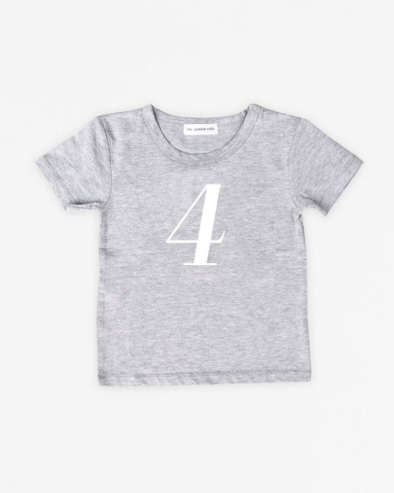 Number Classic | Tee