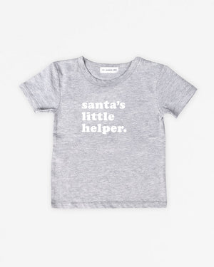Santa's Little Helper | Tee