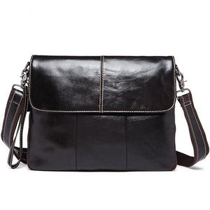 Sac Porte-Documents En Cuir