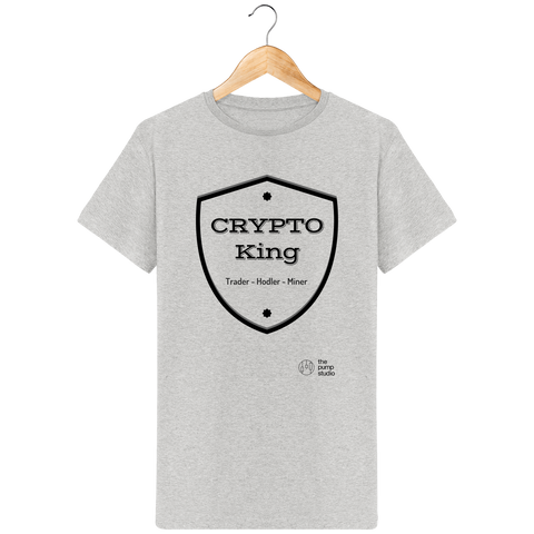 T-Shirt Homme 'Crypto King'