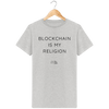 Image of T-Shirt Homme 'Blockchain'