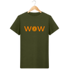 Image of T-Shirt Homme 'WOW'