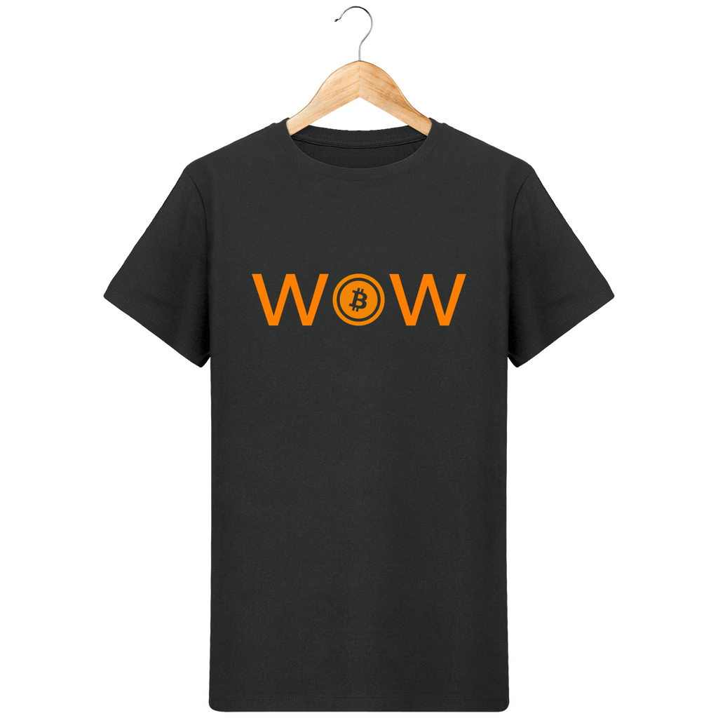 T-Shirt Homme 'WOW'