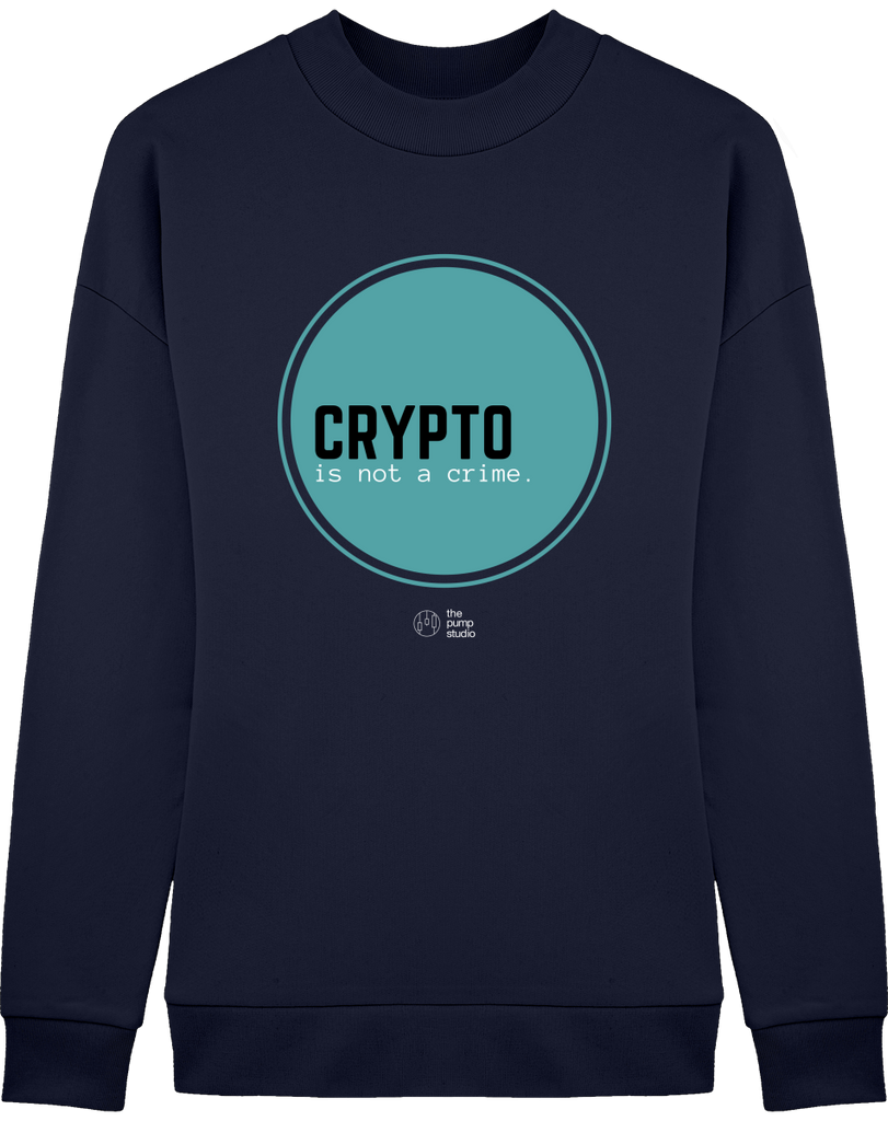 Sweat Long 'Crypto is Not a Crime'