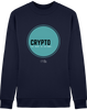 Image of Sweat Long 'Crypto is Not a Crime'