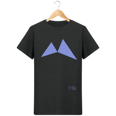 T-Shirt Homme 'Blue Shark'