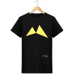 T-Shirt Homme 'Yellow Shark'