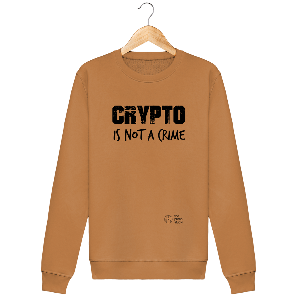 Sweat H/F 'Crypto is Not a Crime'