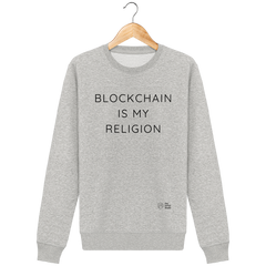 Sweat H/F 'Blockchain'