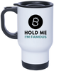 Image of Mug Isotherme 'Hold Me'