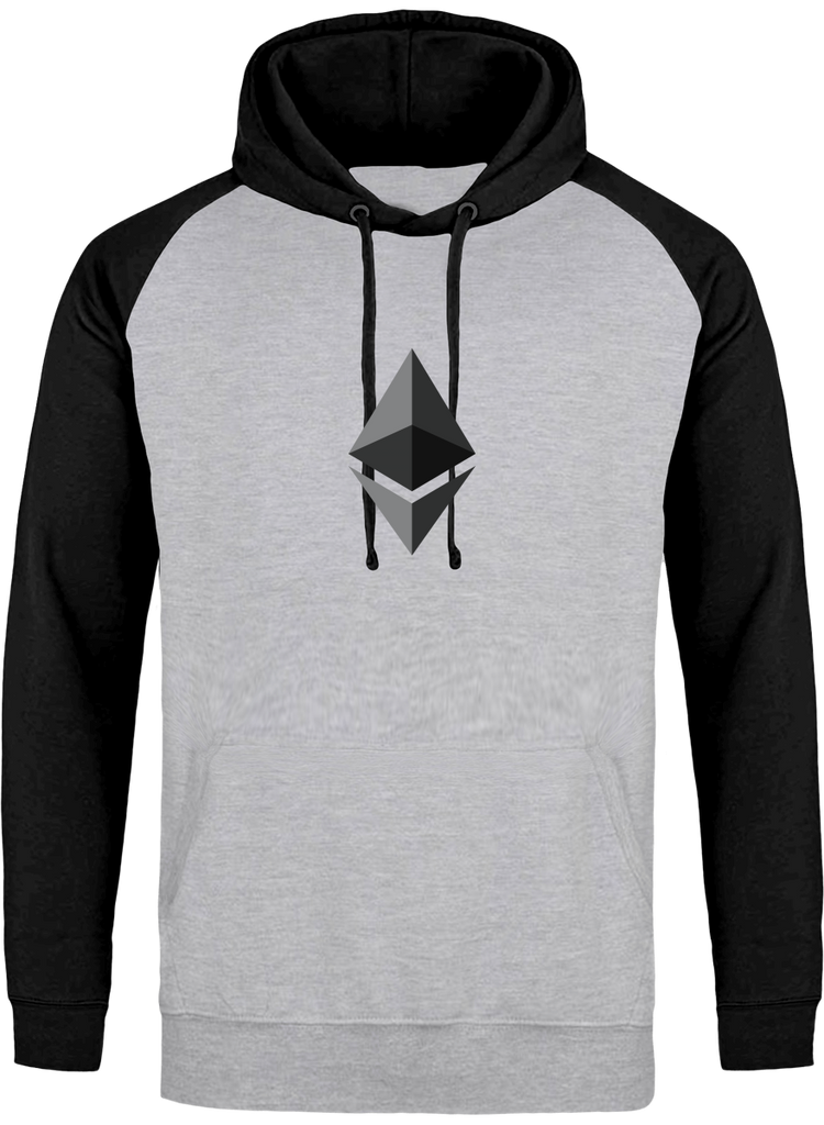 Sweat à Capuche 'Ethereum'