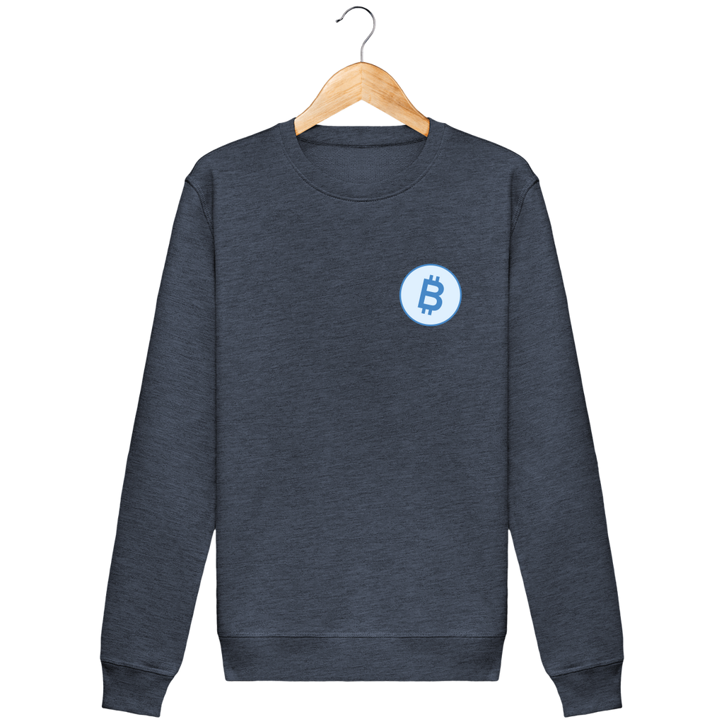 Sweat H/F 'Blue Bitcoin'