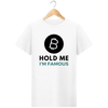 Image of T-Shirt Col Rond 'Hold Me' Joseph