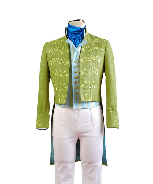 2015 Film Cinderella Prince Charming Attire Outfit Cosplay Kostüm