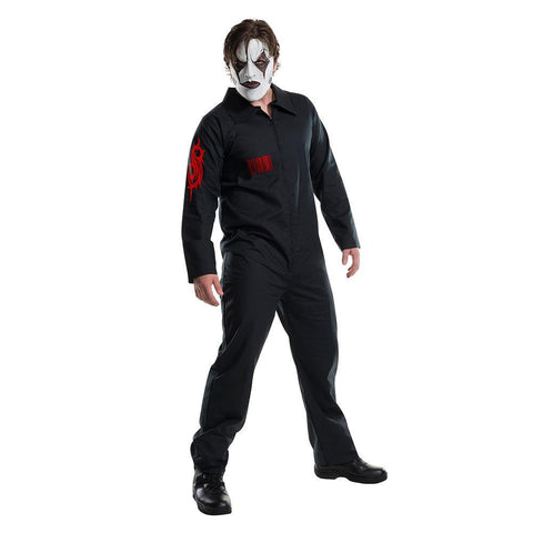 Slipknot Band Uniform Jumpsuit Overall Cosplay Kostüm Erwachsene Faschingkostüme Halloween Karneval
