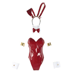 Kostüm DARLING in the FRANXX Bunny Girl 02 Zero Two Cosplay Damen Kostüm - cosplaycartde