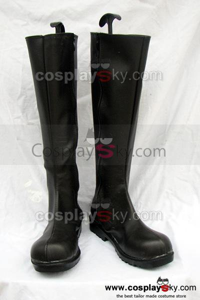 KARNEVAL Jiki Cosplay Boots Shoes Custom Made - cosplaycartde