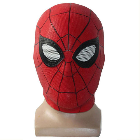 Spider-Man: Far From Home Peter Parker Maske Kopfbedeckung Cosplay Requisite