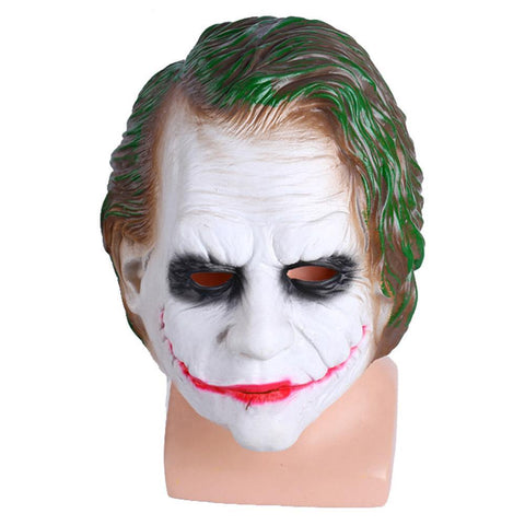 Batman The Joker Cosplay Maske The Dark Knight Halloween Karneval Cosplay - cosplaycartde