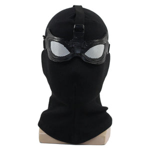 Spiderman Far From Home Spider-Man Noir Avengers Endgame Peter Parker Tom Holland Maske Cosplay Requisiten - cosplaycartde