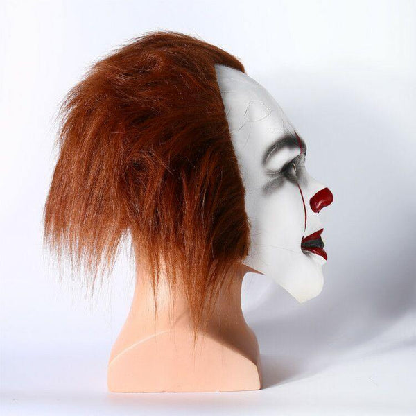 2017 IT Film Pennywise The Clown Maske Cosplay Requisiten