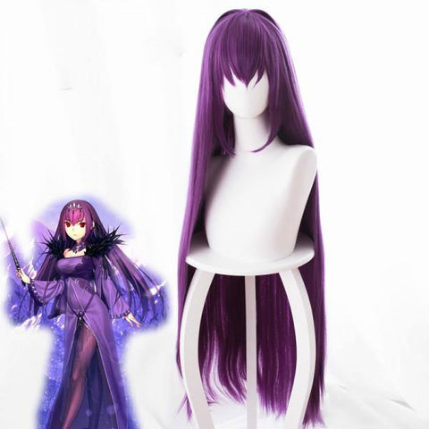 Fate/Grand Order Scathach - Skadi Cosplay Perücke