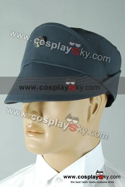 Star Wars Imperial Officer grau Hut Mütze Cosplay Requisite - cosplaycartde