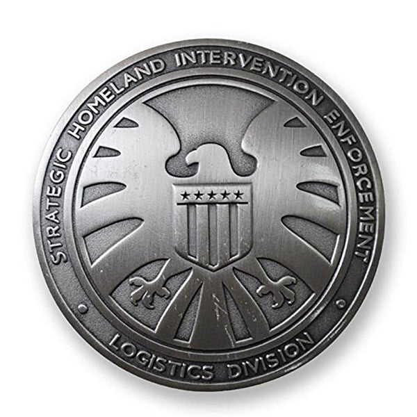 Agents of S.H.I.E.L.D. Shield Abzeichen Badge Cosplay Requisiten