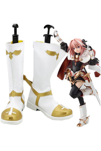 Fate/Grand Order FGO Astolfo Stiefel Cosplay Schuhe