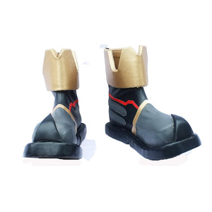 Kingdom Hearts:Birth by Sleep Ventus Cosplay Stiefel Schuhe