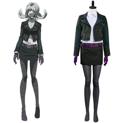 Danganronpa 3: The End of Hope's Peak High School - Seiko Kimura Cosplay Kostüm Seiko Kimura Uniform