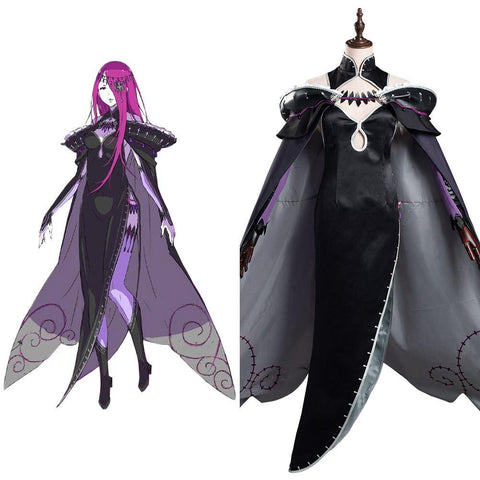 Sekhmet Kostüm Re:Zero Starting Life in Another World 2 Witch of Sloth Sekhmet Kleid Cosplay Kostüm - cosplaycartde